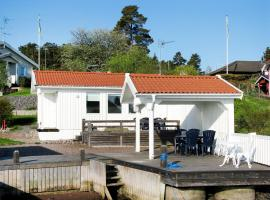 Holiday Home Valbergsudden Stranden (SND165)