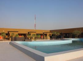 Shikamasha Etosha Game lodge – hotel w mieście Namutoni