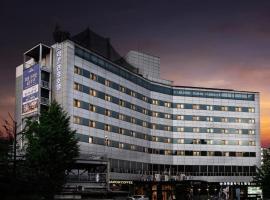 Itaewon Crown Hotel, hotel near National Museum of Korea, Seoul