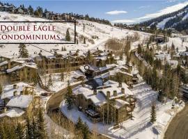 Double Eagle Penthouse condo, apartment in Park City