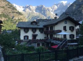 Meuble Laurent, hotel in zona Terme di Pré Saint Didier, Courmayeur