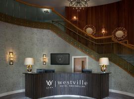 Westville Hotel, hotel en Enniskillen