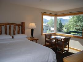 Discovery Lodge, pet-friendly hotel in Estes Park