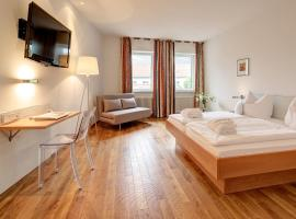 Hotel Nothaft, hotel in Straubing