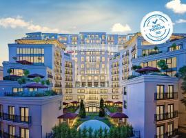 CVK Park Bosphorus Hotel Istanbul, hotel in Istanbul