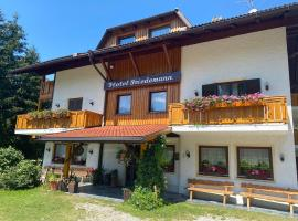Hotel Friedemann, hotel in Rasùn di Sotto