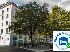 Hotel Lido, hotel en Ginebra