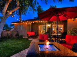 Winery Suites of Scottsdale, hotel near Hall of Flame Firefighting Museum, Scottsdale