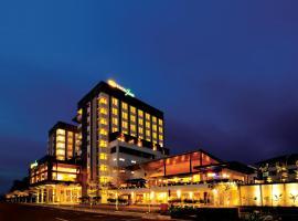 馬六甲市中心國王花園酒店