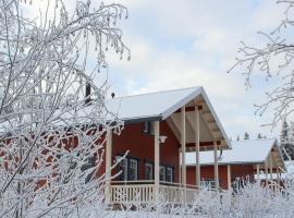 Himoseasy Cottages, hotel in Jämsä