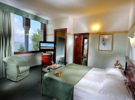 Hotel Russo Palace, hôtel sur le Lido de Venise