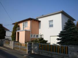 Apartmán Wolkrovka
