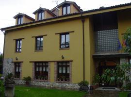 Hotel Gavitu, hotel in Celorio
