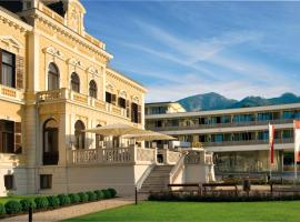 Villa Seilern Vital Resort, hotel in Bad Ischl