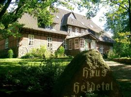 Haus Heidetal, Hotel in der Nähe von: Wilseder Berg, Niederhaverbeck