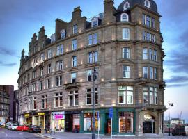Malmaison Dundee, hotel in Dundee