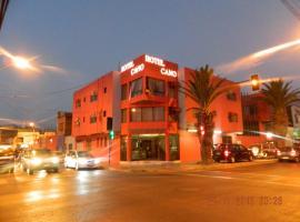 Hotel Cano, hotel en Iquique
