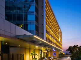 JW Marriott Hotel New Delhi Aerocity, luxury hotel in New Delhi