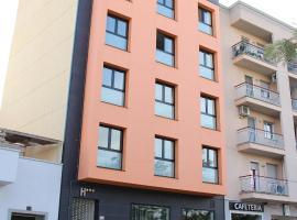 Hotel Ciutat d'Amposta, hotel near Delta de l'Ebre, Amposta
