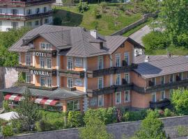 布切霍阿爾普住宿酒店,貝希特斯加登的飯店