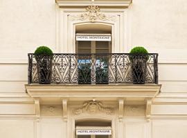 Hotel Montaigne, hotel a Parigi, 8° arrondissement