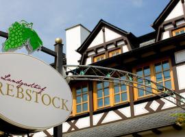 Landgasthof Rebstock, hotel near Lorelei, Sankt Goar