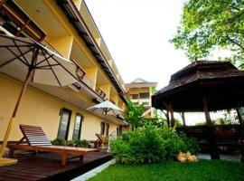 Suphan Lake Hometel, hotel en Lat Krabang