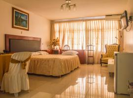 Hotel Sol del Oriente Pucallpa, accessible hotel in Pucallpa