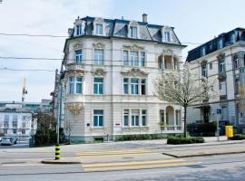 B2 Boutique Hotel + Spa, hotel in Zurich