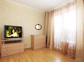 ApartLux Проспект Андропова, отель в Москве, рядом находится Музей-заповедник «Коломенское»