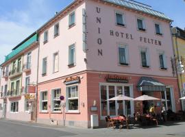 Union Hotel Felten, hotel in Bad Neuenahr-Ahrweiler