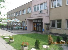 Sporthostel Scandinavia, hotel poblíž Letiště Václava Havla Praha - PRG,