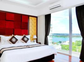 Moonlight Hotel Hue, hotel with jacuzzis in Hue