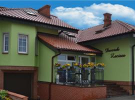 Dworek Zacisze, hotel in Września
