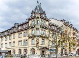 Hotel Waldhorn, hotel in Bern