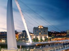 Malmaison Newcastle, hotel in Newcastle upon Tyne