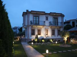 Tas Bahce Hotel Cunda, מלון באייבאליק