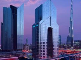 Address Boulevard, hotel in Dubai