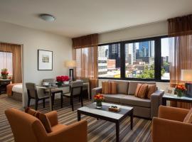 Somerset on Elizabeth Melbourne, hotel with jacuzzis in Melbourne