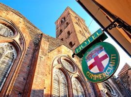 Art Hotel Commercianti, hotel in zona Quadrilatero Bologna, Bologna
