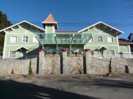 Hotel Casa São José, hotel near Imbiri Peak, Campos do Jordão