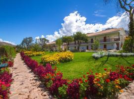 Agustos Urubamba, hotel in Urubamba