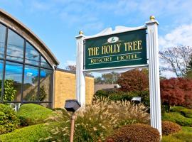 Holly Tree Resort, a VRI resort, beach hotel in West Yarmouth