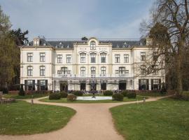 Hotel Villa Ruimzicht, accessible hotel in Doetinchem