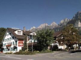 Hotel Churfirsten, Hotel in Walenstadt