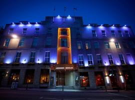 Aberdeen Douglas Hotel, pet-friendly hotel in Aberdeen