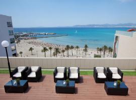 whala!beach, hotel El Arenalban