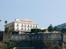 Grand Hotel Europa Palace, hotel a Sorrento