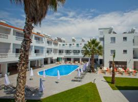 Princessa Vera Hotel Apartments, hotel with jacuzzis in Paphos