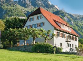 Hotel Restaurant Schlössli Sax, Hotel in Sax